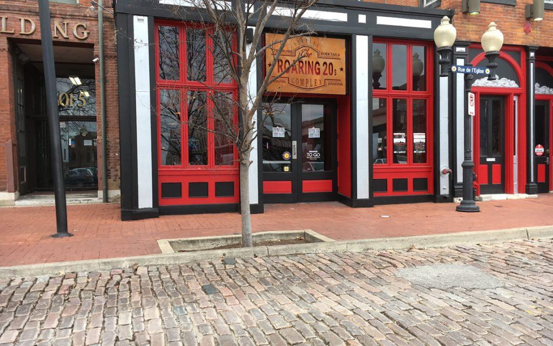 Cobblestone Streets – St. Louis, MO