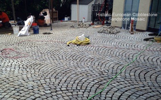 Cobblestone and Installation Consultation