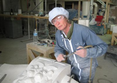 6. French Stone Carver