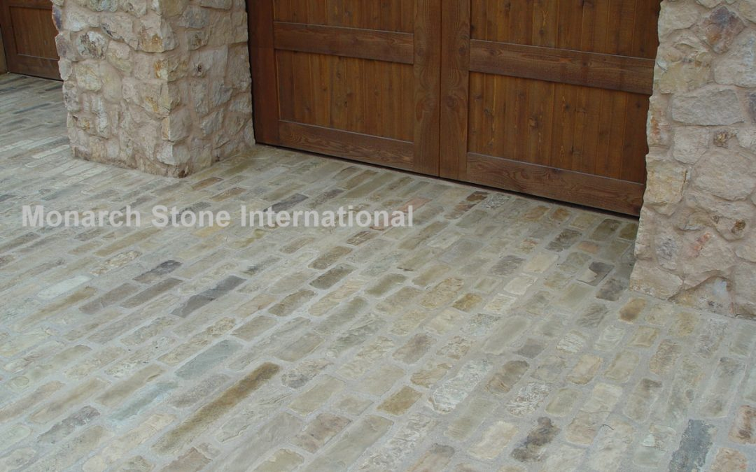 Natural Stone Pavers Increase Home Value