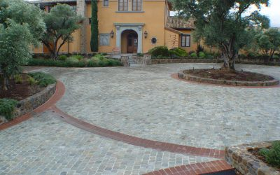 Foot-Friendly, Historic Sidewalk Cobble Pavers