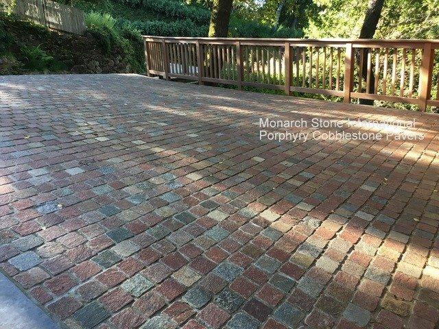 Porphyry Paving Stone – ADA Compliant