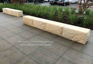 Santa Barbara Sandstone benches
