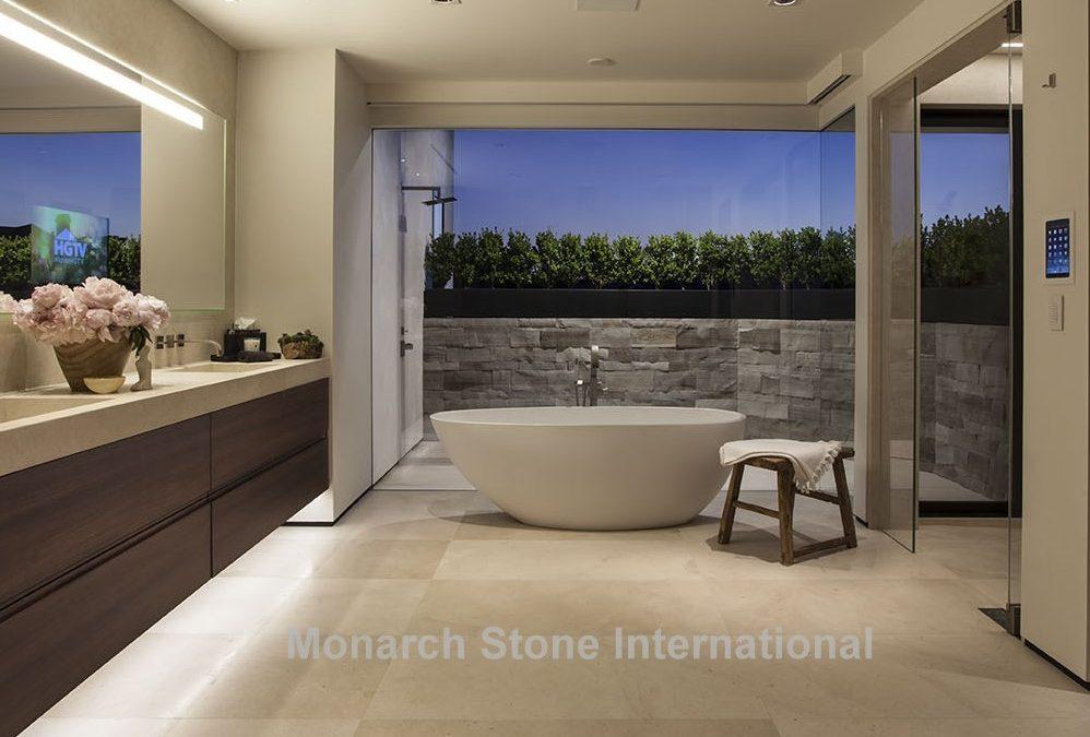Stone Flooring Crema Perla