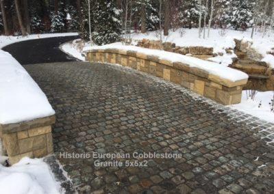 Antique Granite Cobble