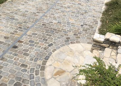 Antique Sandstone Cobblestone